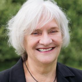 Portrait of Judith Moore