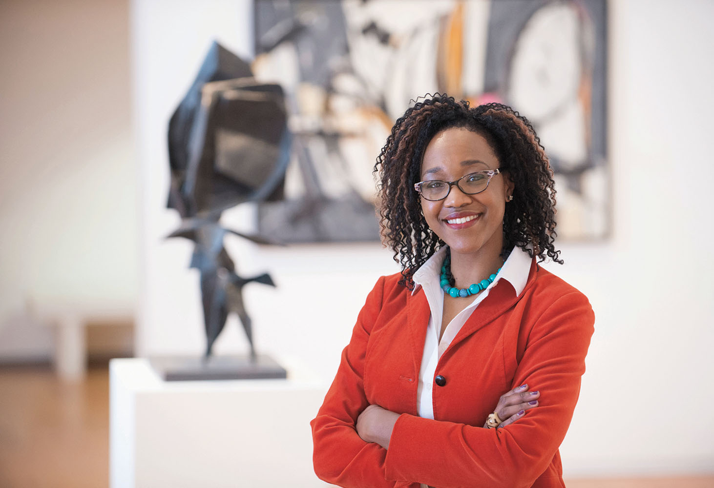 2016: Nikki Greene, assistant professor of art