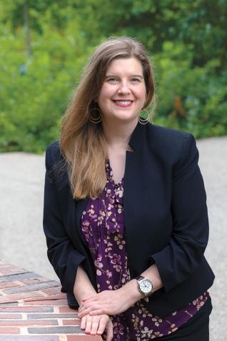 Susan Ellison, assistant professor of anthropology