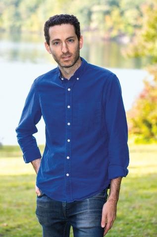 Josh Lambert, the Sophia Moses Robison Associate Professor of Jewish Studies and English