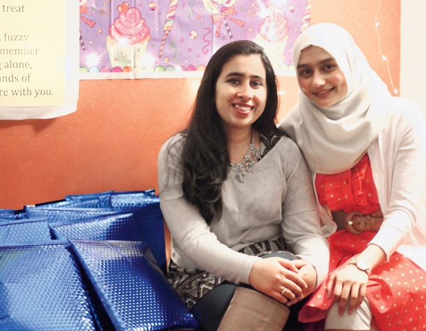 Reaching Out to Muslim Students
