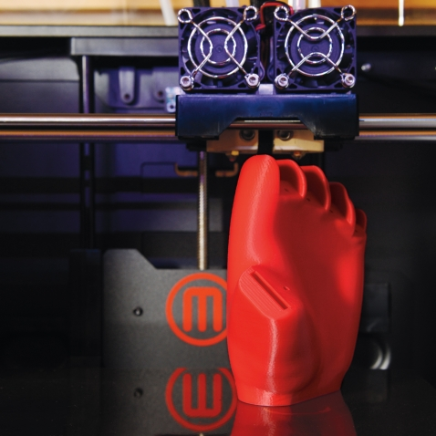 MakerBot: Print Me a Thing