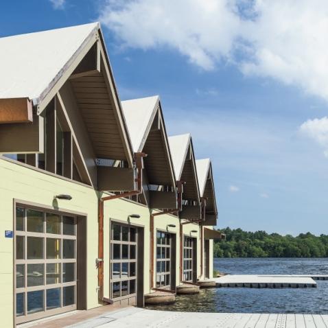 Shipshape Boathouse