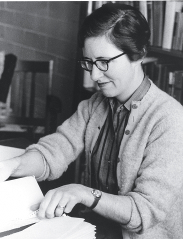 Claire Zimmerman '50