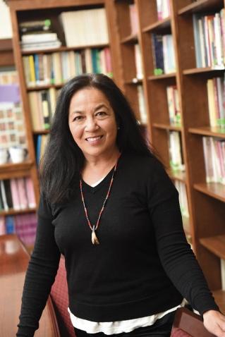 Portrait of Elena Creef