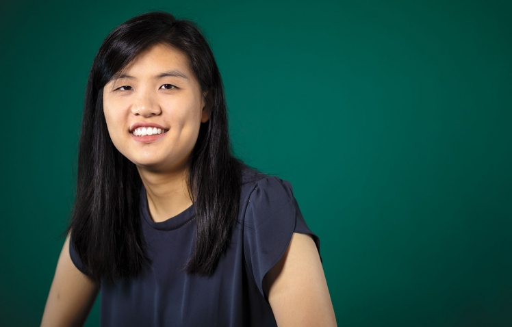 Portrait of Diana Lam '20