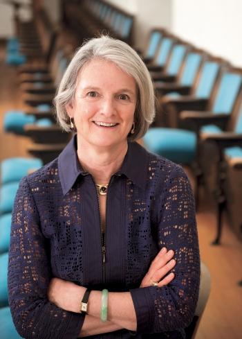 Johnson '75 Assumes WCAA Presidency