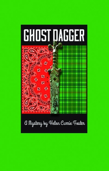 Ghost Dagger book cover