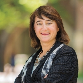Martha Goldberg Aronson '89