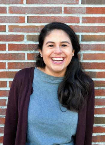 Amanda Hernandez '18
