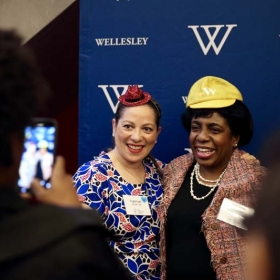 NYC Wellesley Club Celebrates 125