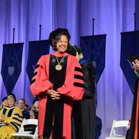 The Inauguration of President Paula A. Johnson