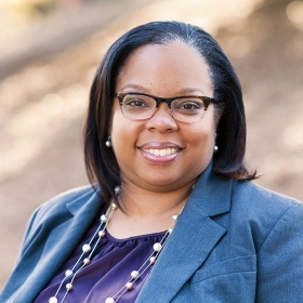 A photo of Katrina Mitchell '96.