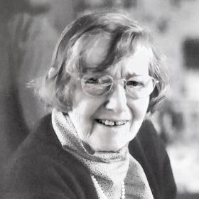 A photo portrait of Ruth Anna Putnam