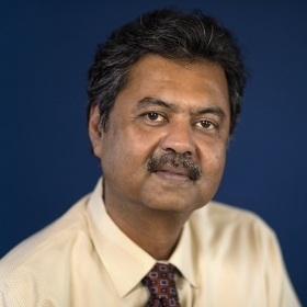 Portrait of Dave Chakraborty