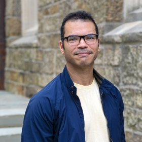 Assistant Professor of English Octavio González