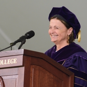 Bottomly to Step Down as Wellesley's 13th President