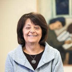 Professor Fran Malino