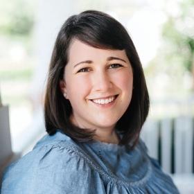 A photo portrait of Beth Matusoff Merfish '05