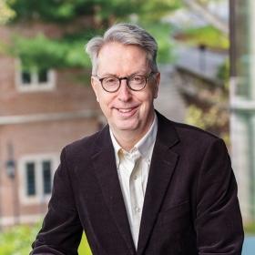 Paul Fisher, associate professor of American studies
