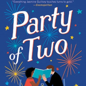 Cover of Party of Two by Jasmine Guillory '97