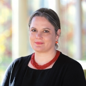 A photo of Vanja Klepac-Ceraj, associate professor of biological sciences