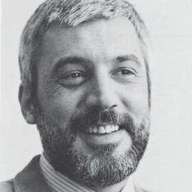 A photo of John Rhodes