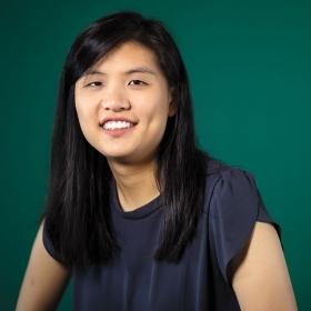Portrait of Diana Lam '20