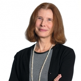 Portrait of Professor Rebecca Bedell