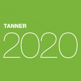 Sign reading Tanner 2020